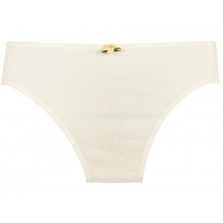 Pack 3 Panties bikini cotton elastane Women