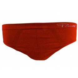 Pack 3 Slips seamless Red Boys