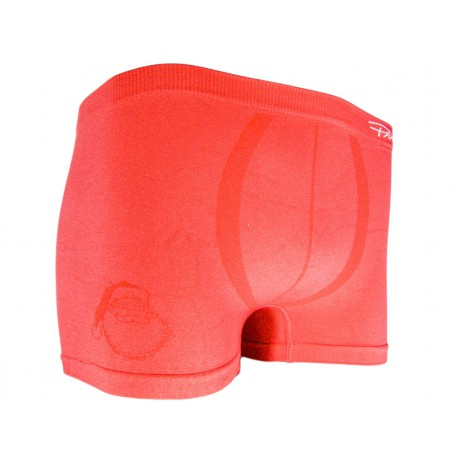 Pack 3 Boxers seamless Red Boys